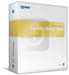 Logos Scholars Library Gold Edition